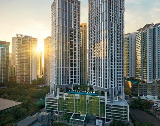吉隆坡-The Mews 公寓