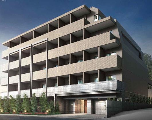 新宿-目白公寓
